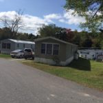 mobile home park picture